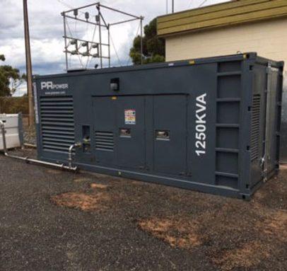1250-kVA-Prime-Containerised-Cummins-Diesel-Generator-Project-PR-Power