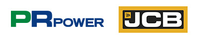 PR Power and JCB Logo